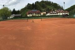Tenis igrišča Gostišča Jutriša