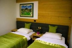 Soba z enojnima posteljama SUPERIOR