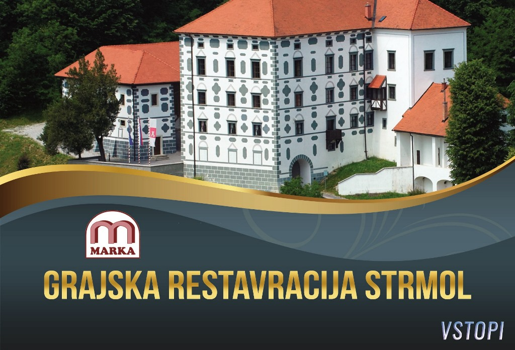 Grajska restavracija Strmol